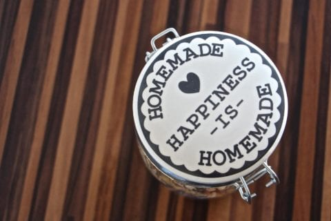 Hapiness is homemade