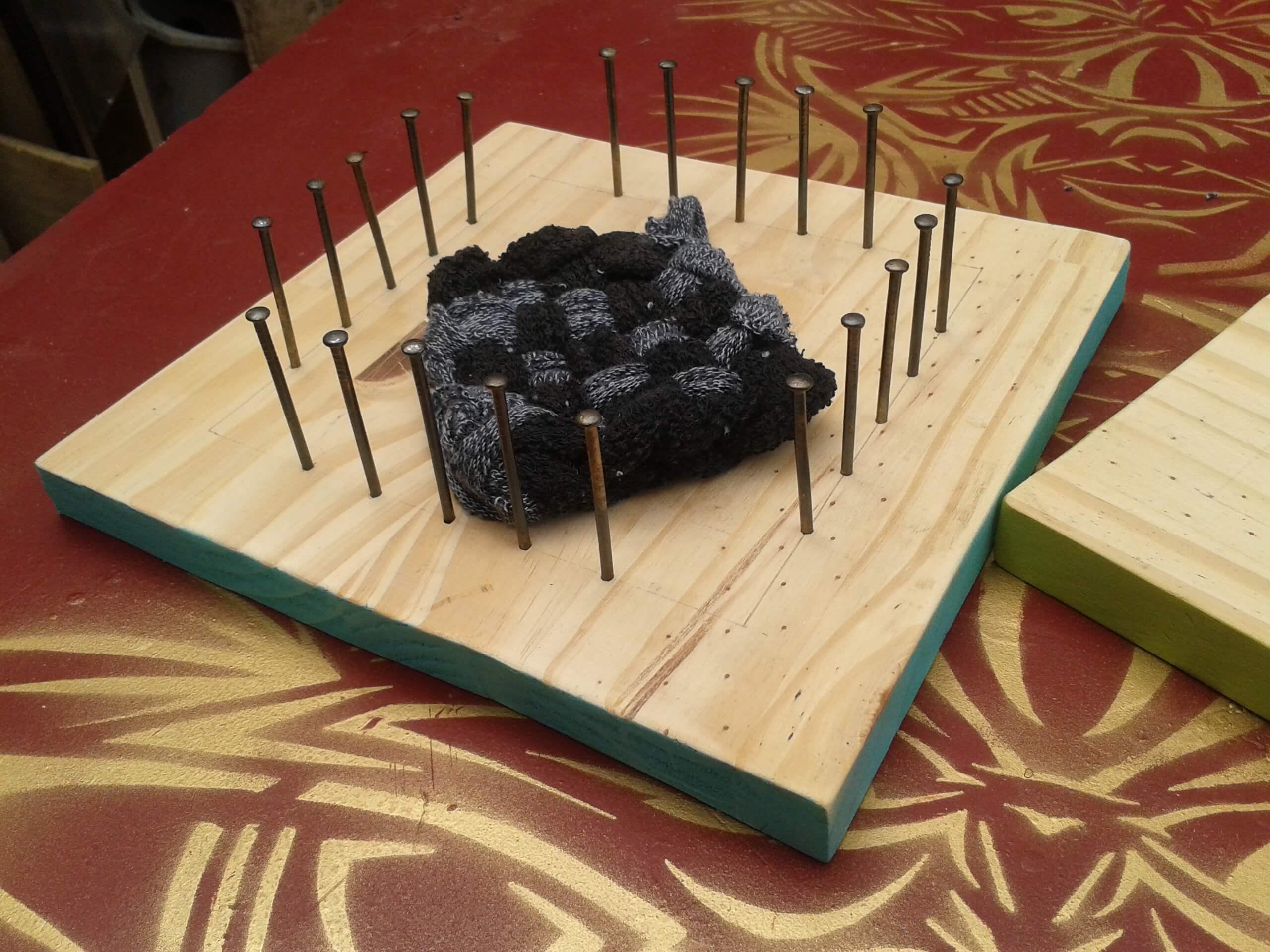 fabriquer son m tier tisser pour tawashi do it yourself lille. Black Bedroom Furniture Sets. Home Design Ideas