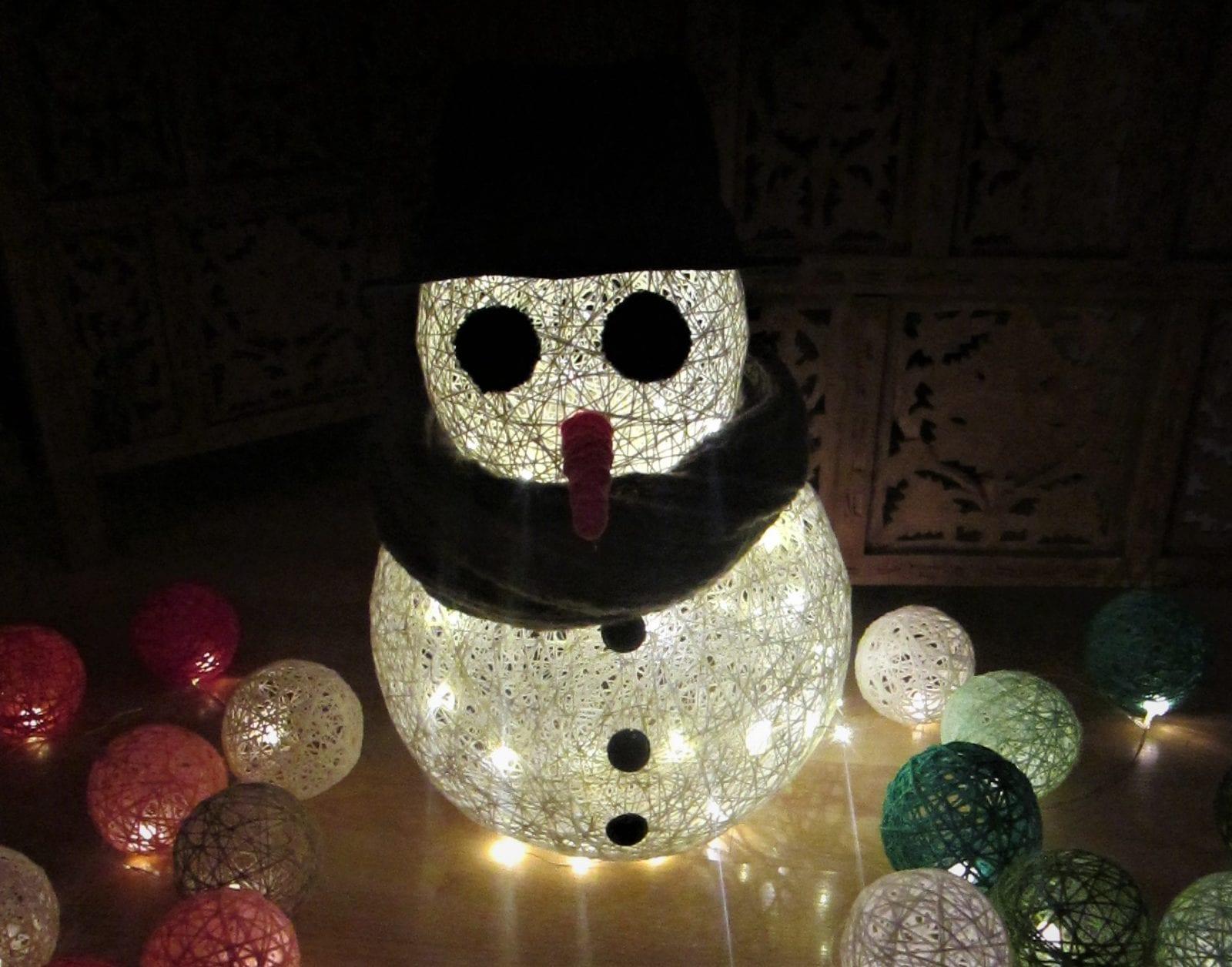 Bonhomme de neige - retouche2