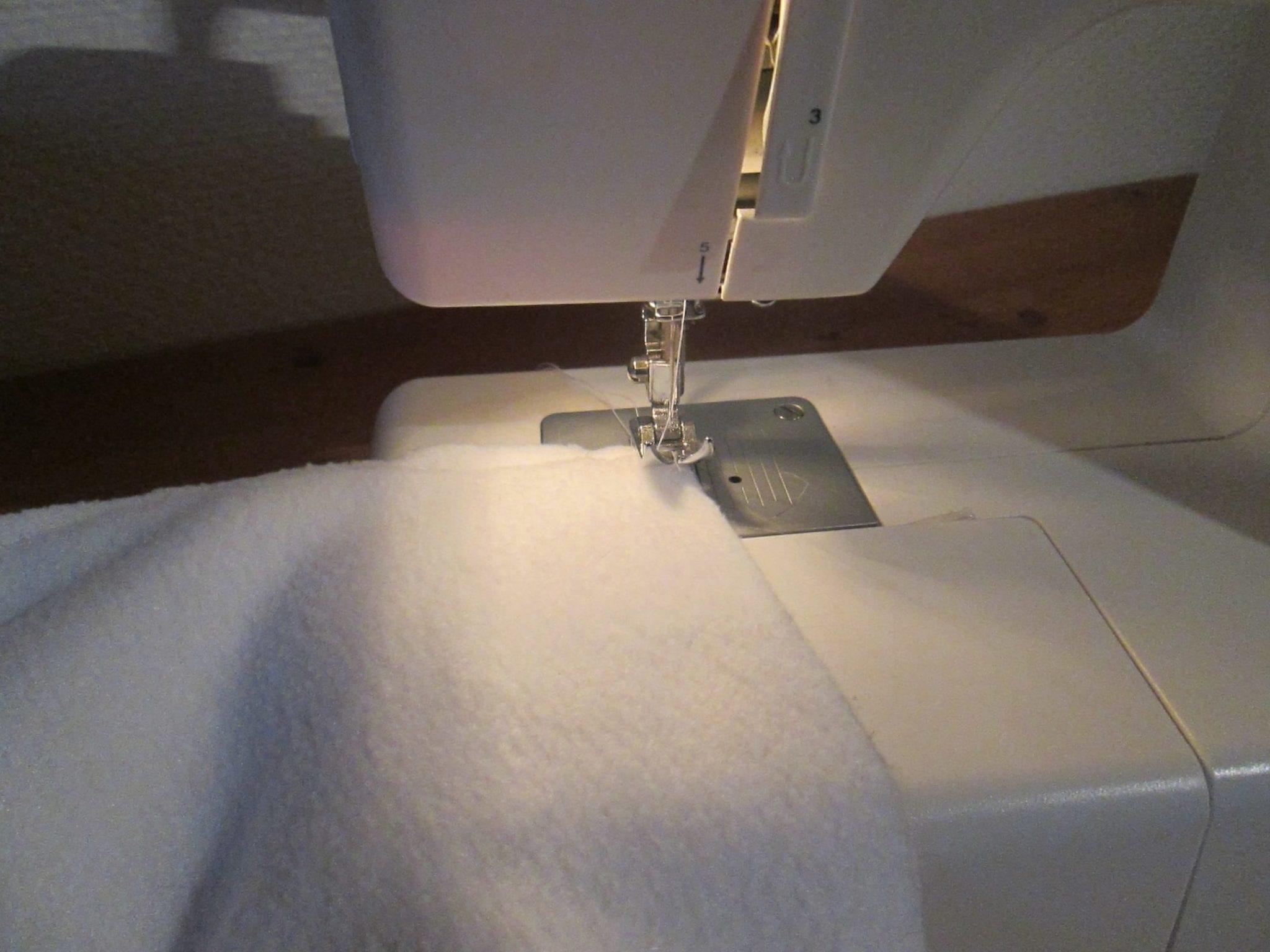 Bouillotte sèche couture