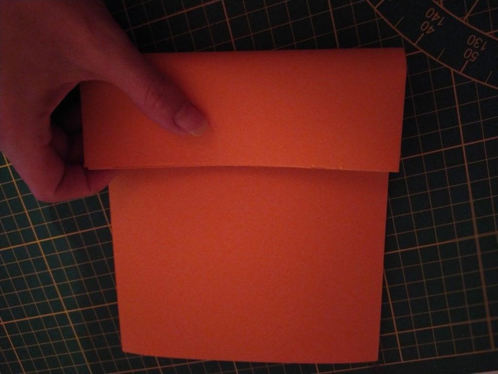 sac en papier tuto