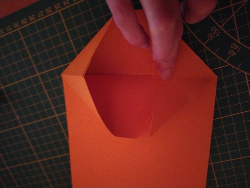 tuto-sac cadeau en papier