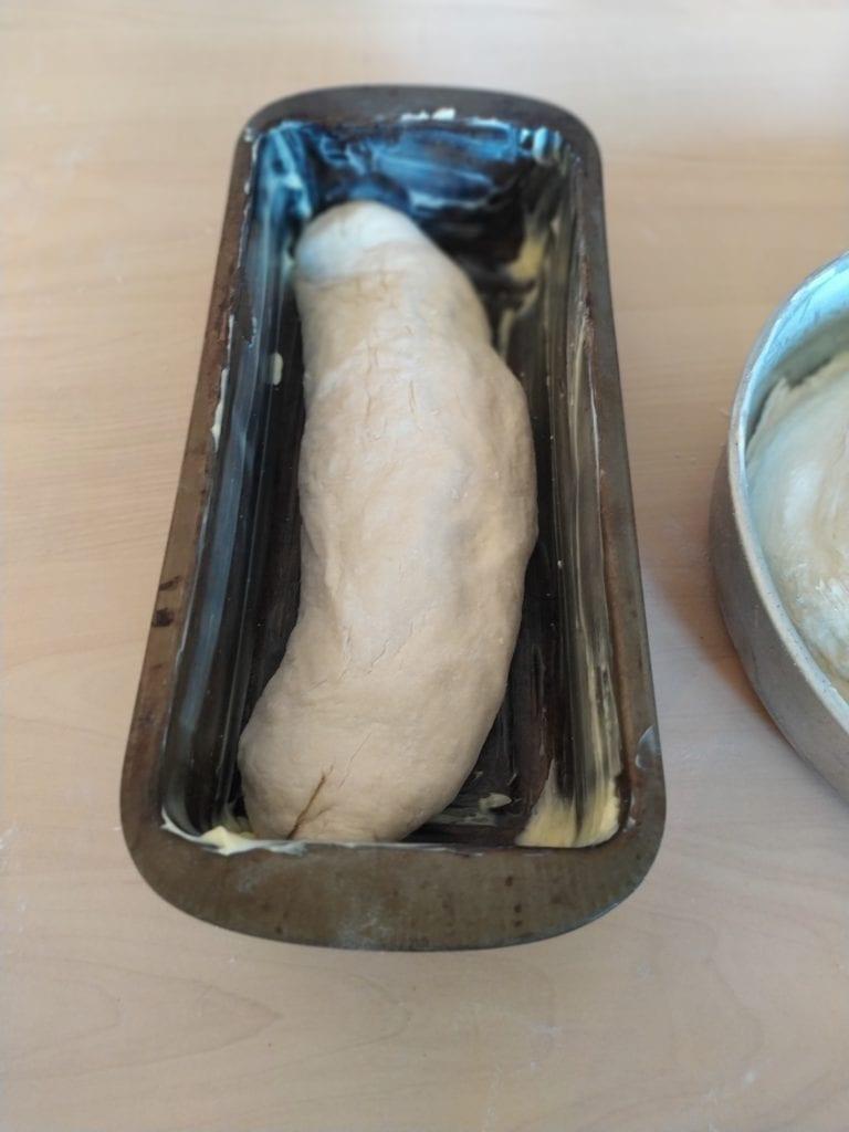 Faire du pain - avant pousse